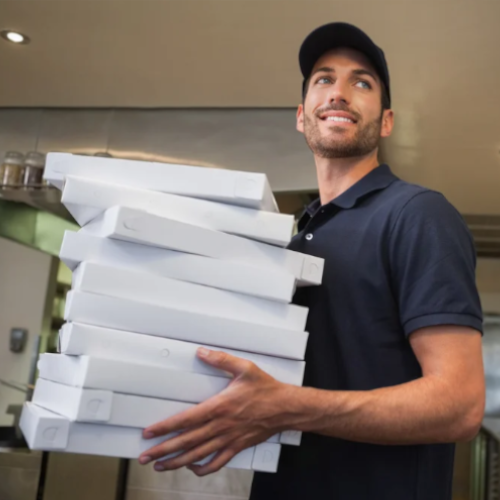 take out and delivery ordering