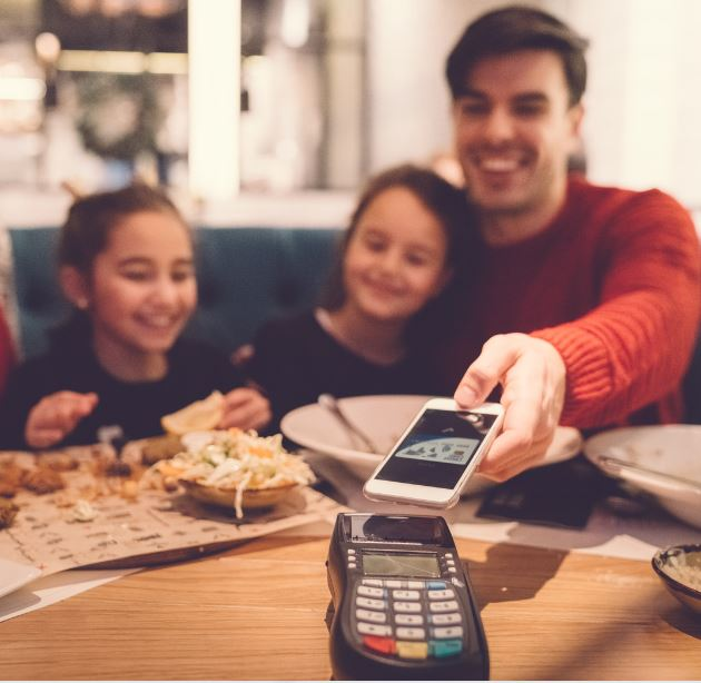 tableside payments